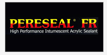 High performance Intumescent Acrylic Sealant - Pereseal