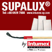 Fire rating system - Supalux